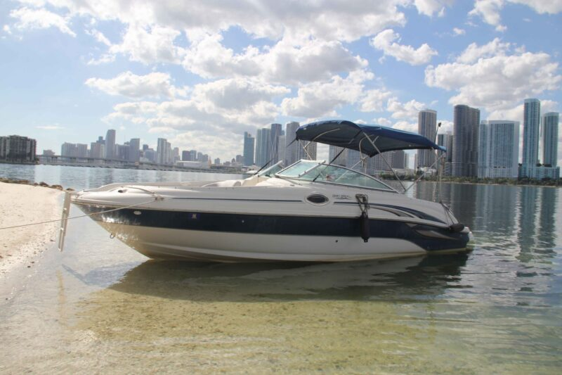 26 FT SEA RAY BOAT RENTAL