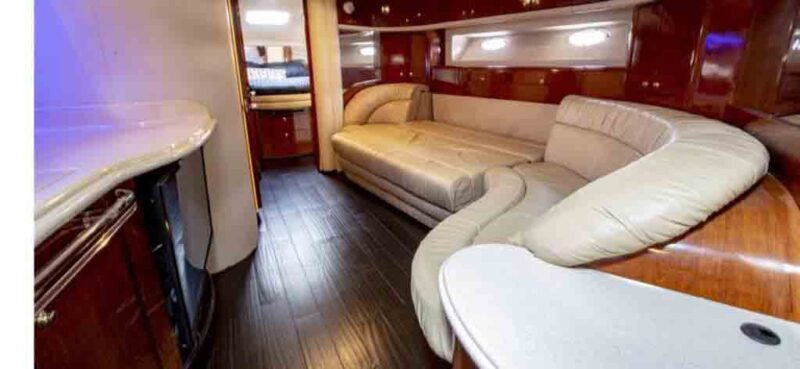 55ft South Beach Boat Rental