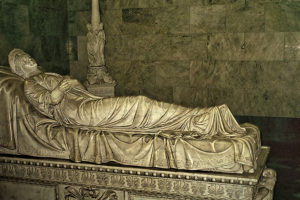 Queen Louise of Prussia funerary monument king Friedrich Wilhelm III mausoleum Charlottenburg, Berlin