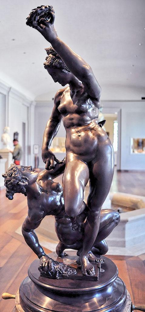 Adriaen De Vries - Empire Triumphant over Avarice, Allégorie de l'Empire triomphant de l'Avarice, National Gallery of Art, Washington D.C.