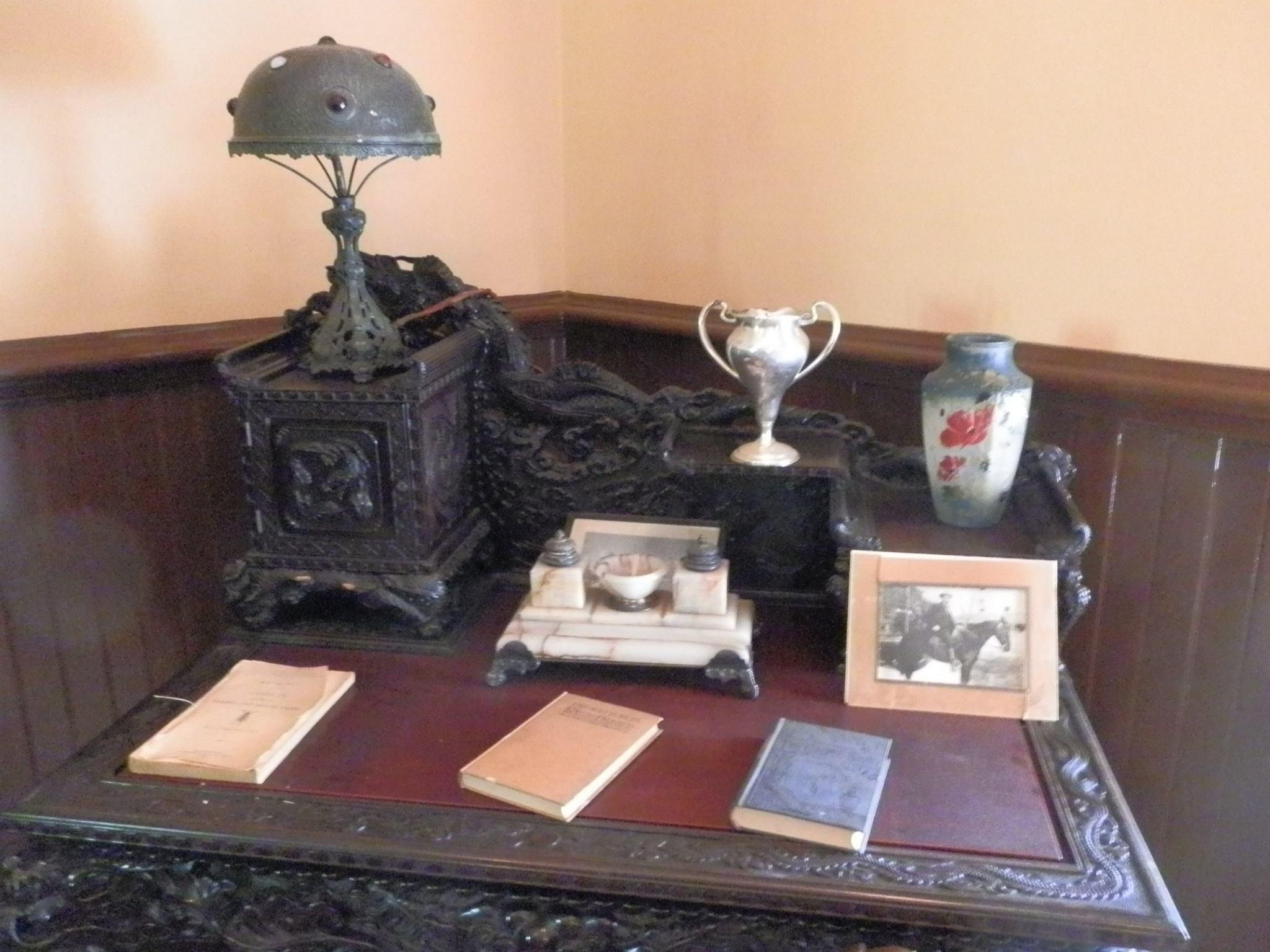 Booker T. Washington's Desk