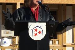 Executive Director, Judy Felts