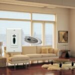 Shutter King Blinds Products Motorization Hard-Wired with Platinum™ Technology
