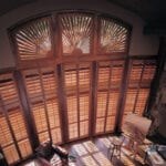 Skylight, Fixed and Special System Custom Wood Shutter Collection