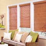 Wood Blinds and Venetians Chalet Woods® Wood Blinds