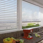 "Alternative Faux Wood Blinds Everwood® 2 ½"" X-tra Blinds"