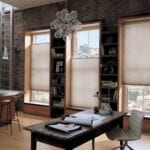 Pleated, Honeycomb and Cellular Shades Duette® Honeycomb Shades