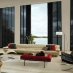 SKYLINE® Gliding Window Panel Systems by Hunter Douglas