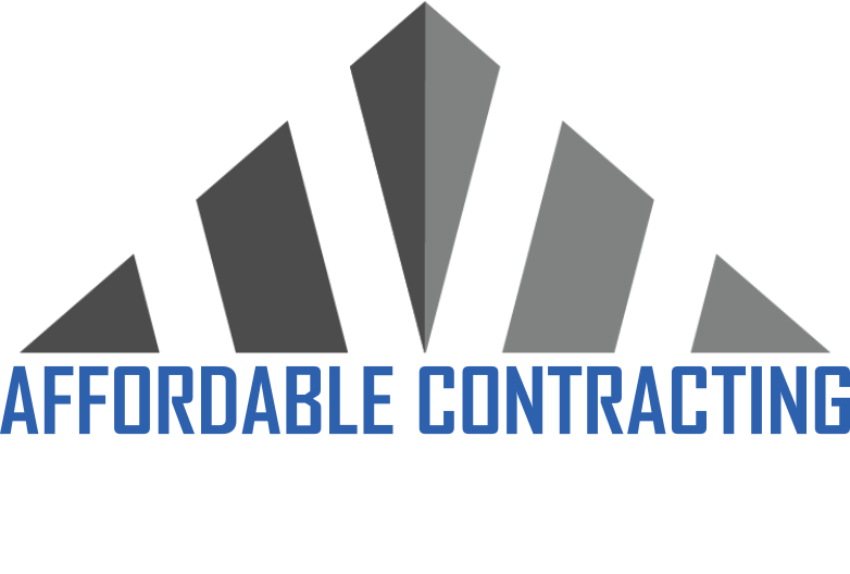 affordable contracting services GA Logo Gravel Demolition