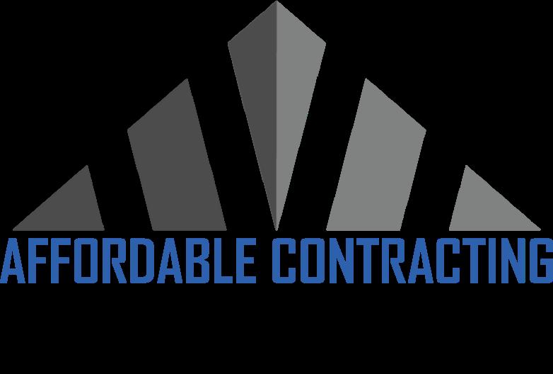 affordable contracting services GA Logo Gravel Demolition