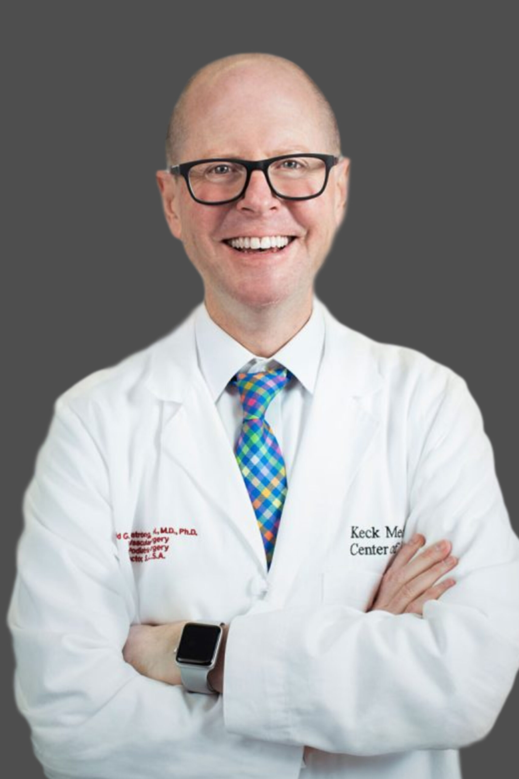 David G. Armstrong, DPM, MD, PhD
