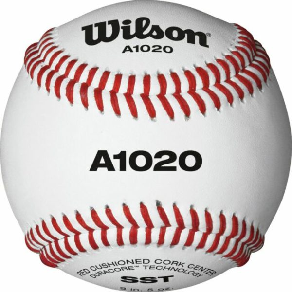 WILSON Official Leagaue B/éisbol Pelotas