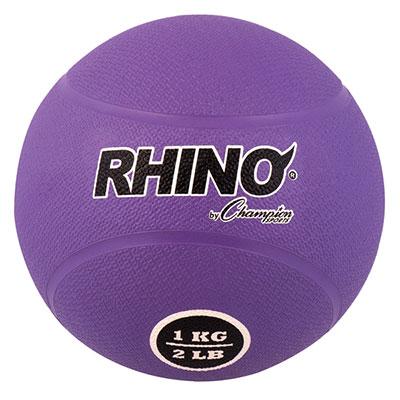 Rhino Rubber Medicine Ball 2 lb