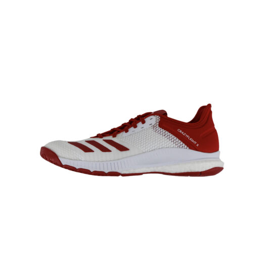 Adidas Women's Crazyflight X3 Scarlet/White