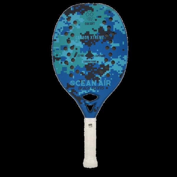 Ocean Air Ambush Blue Beach Tennis Racket