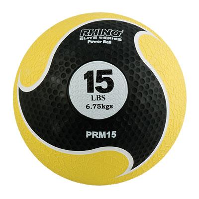Rhino Rebound Medicine Ball 15 lb