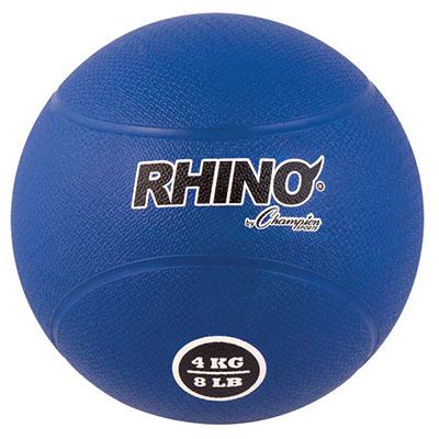 Rhino Rubber Medicine Ball 8 LB