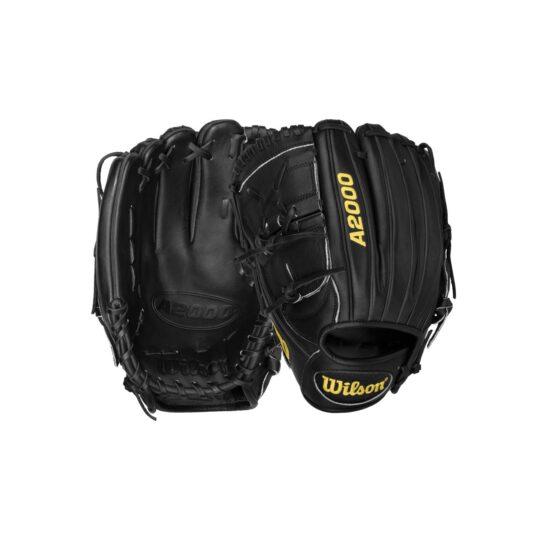 """Wilson A2000 11.75"""" Clayton Kershaw Pitcher Glove LH BK '21"""