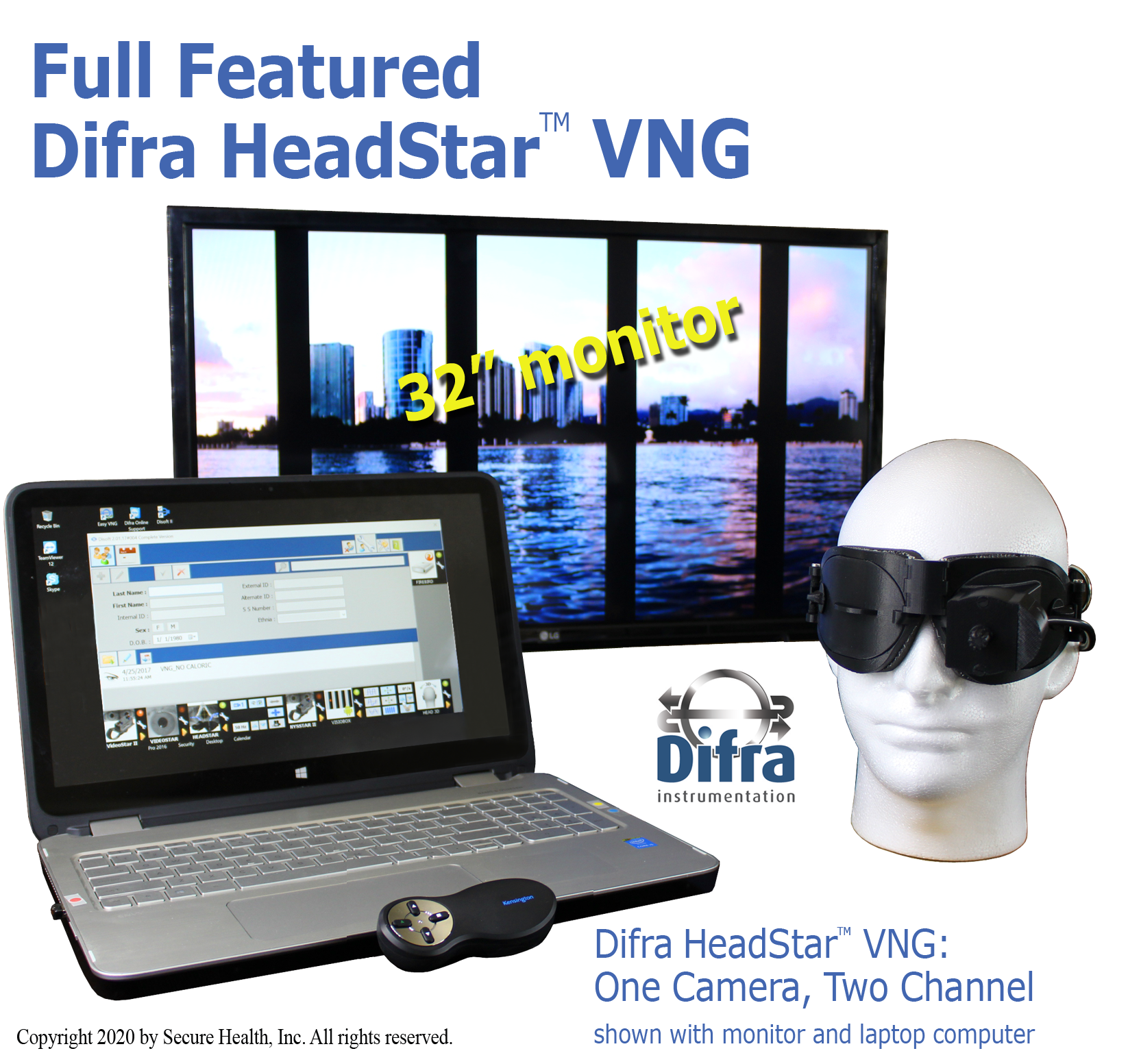 Full Featured Difra HeadStar VNG