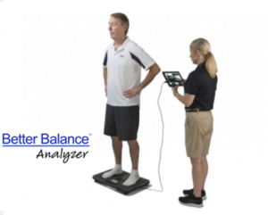 Better Balance Analyzer balance assessment platform