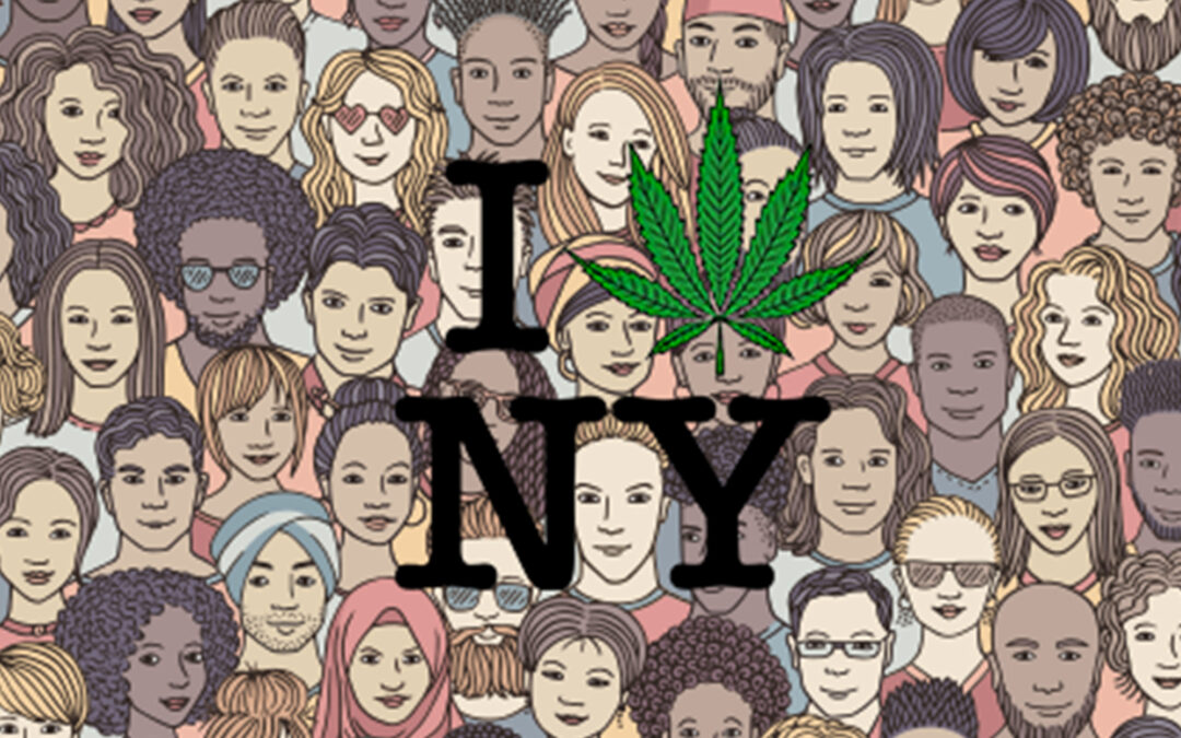New York State Is About To Legalize Recreational Marijuana: Will Communities of Color Be Left Out?