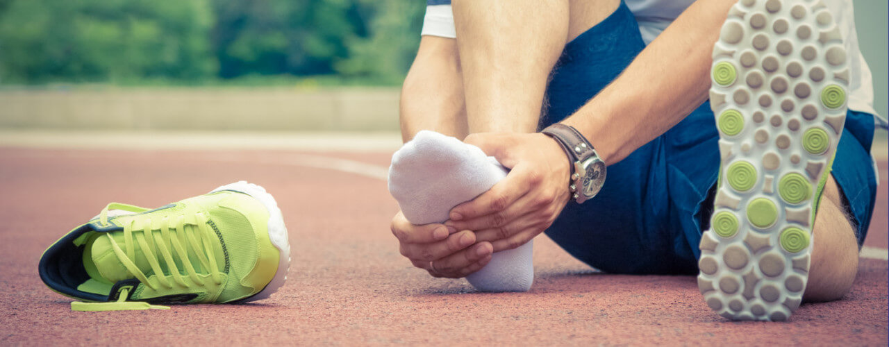 Foot & Ankle Pain Relief