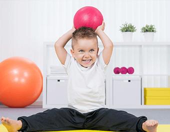Pediatrics-Torticollis, Toe-walkers, and Gross Motor Delay