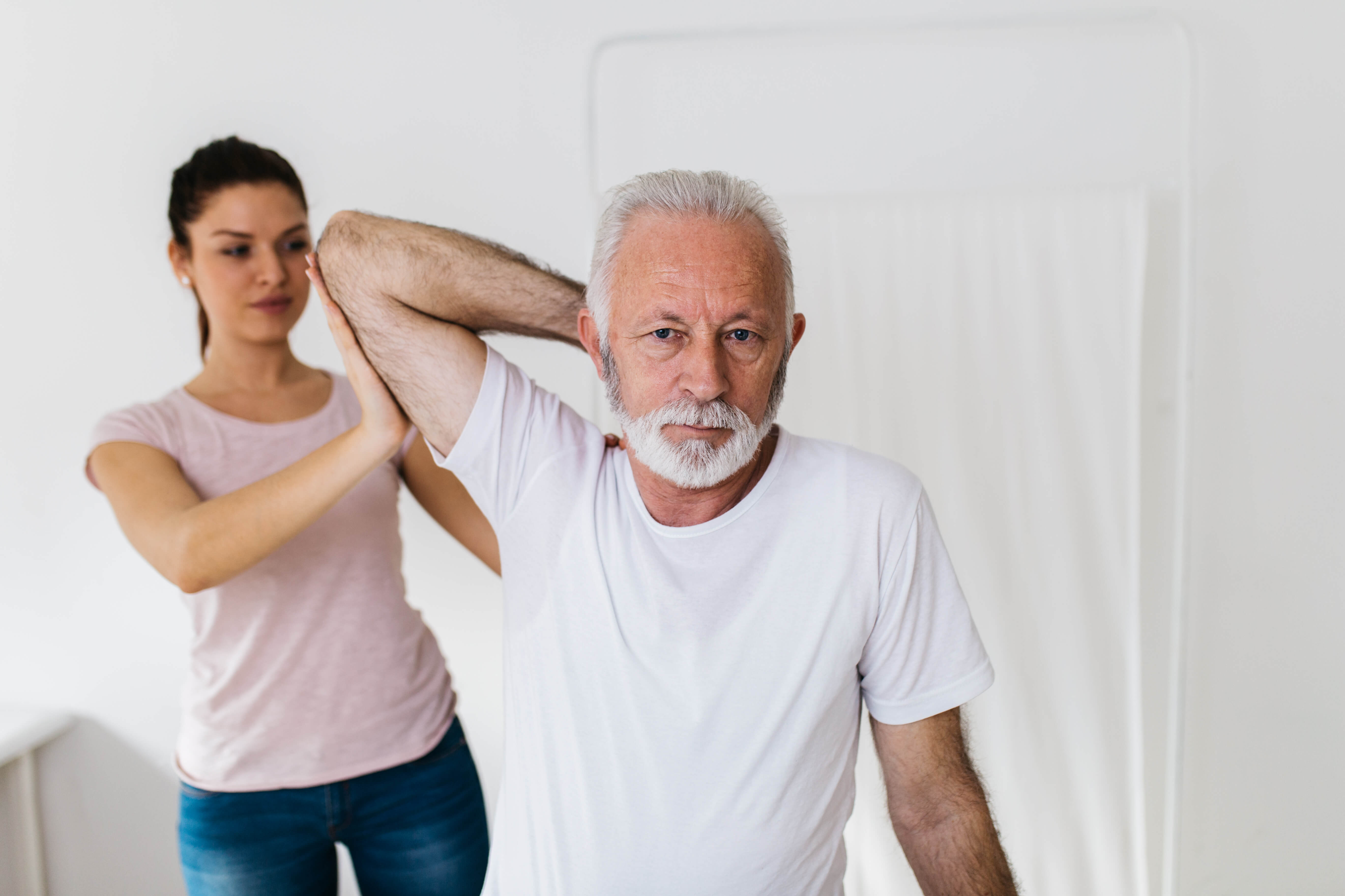 Physical Therapist for Post-Op Rehab in Grandville