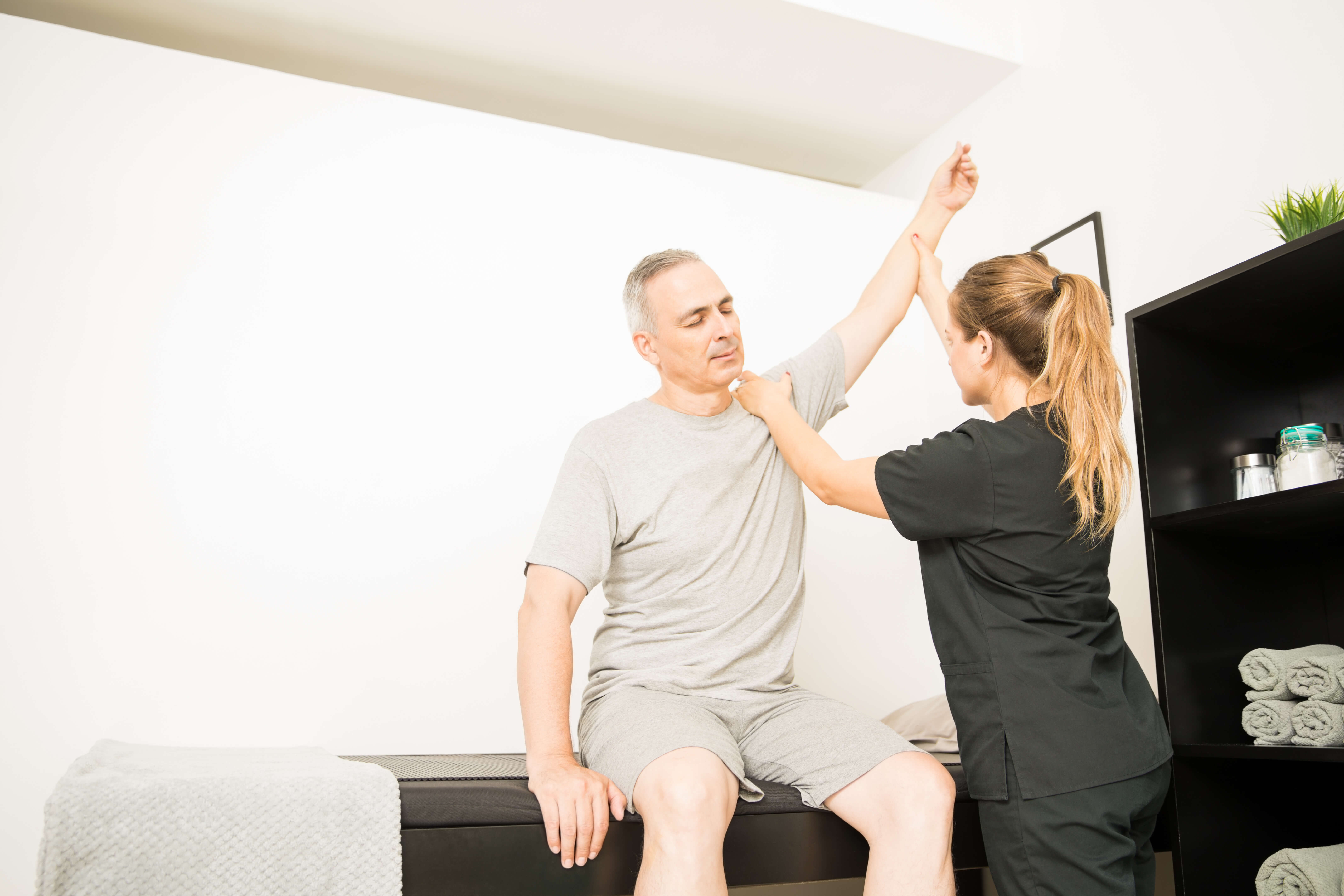 Physical Therapist for Post-Op Rehab in Kentwood