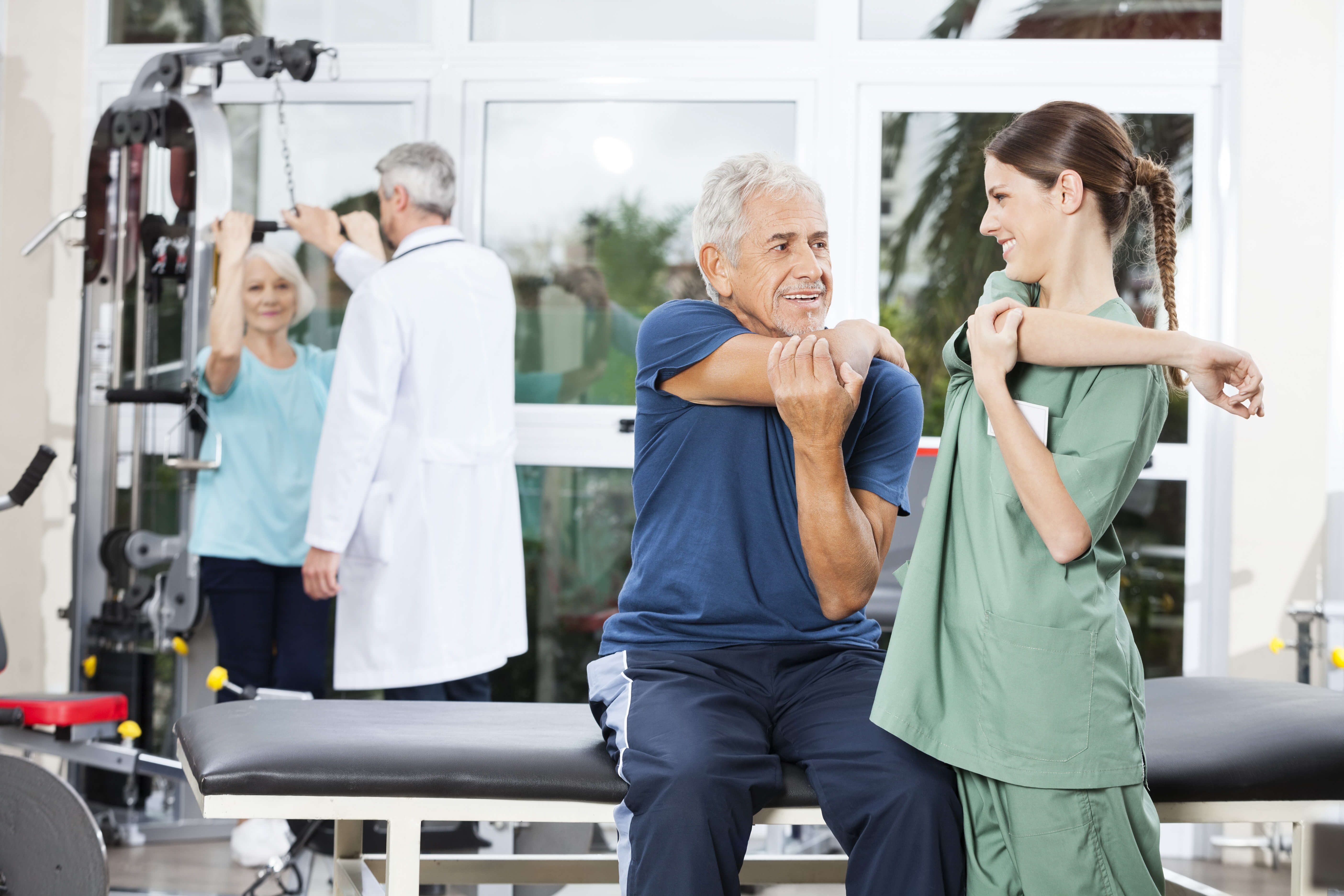 Physical therapy in Jenison for post-op rehab