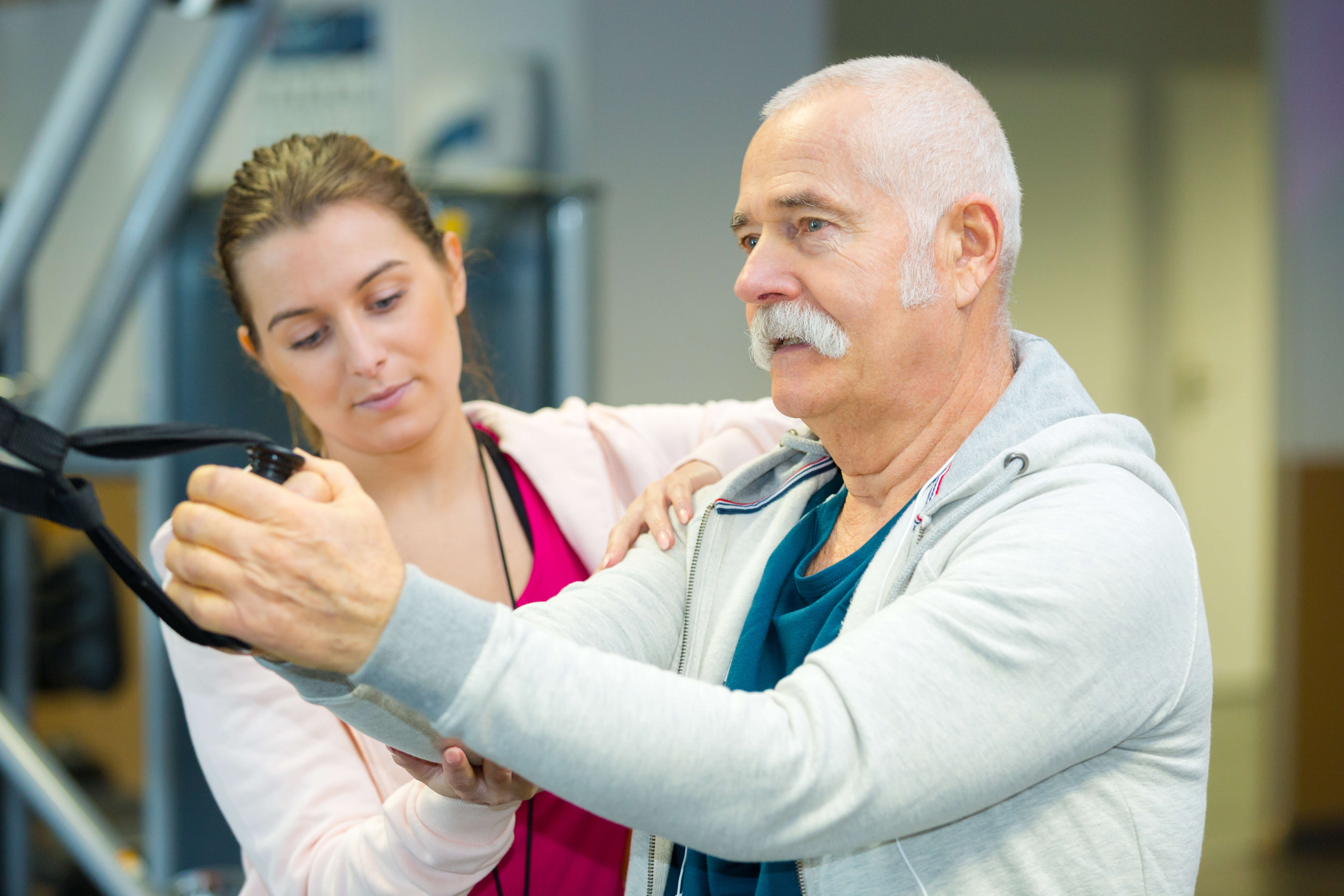 Physical Therapist for Post-Surgical Rehab in Byron Center