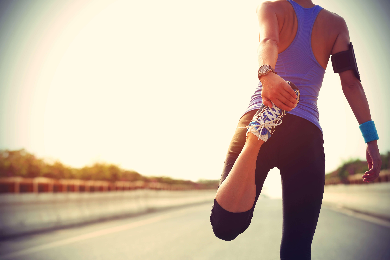 Three Steps of Running Training