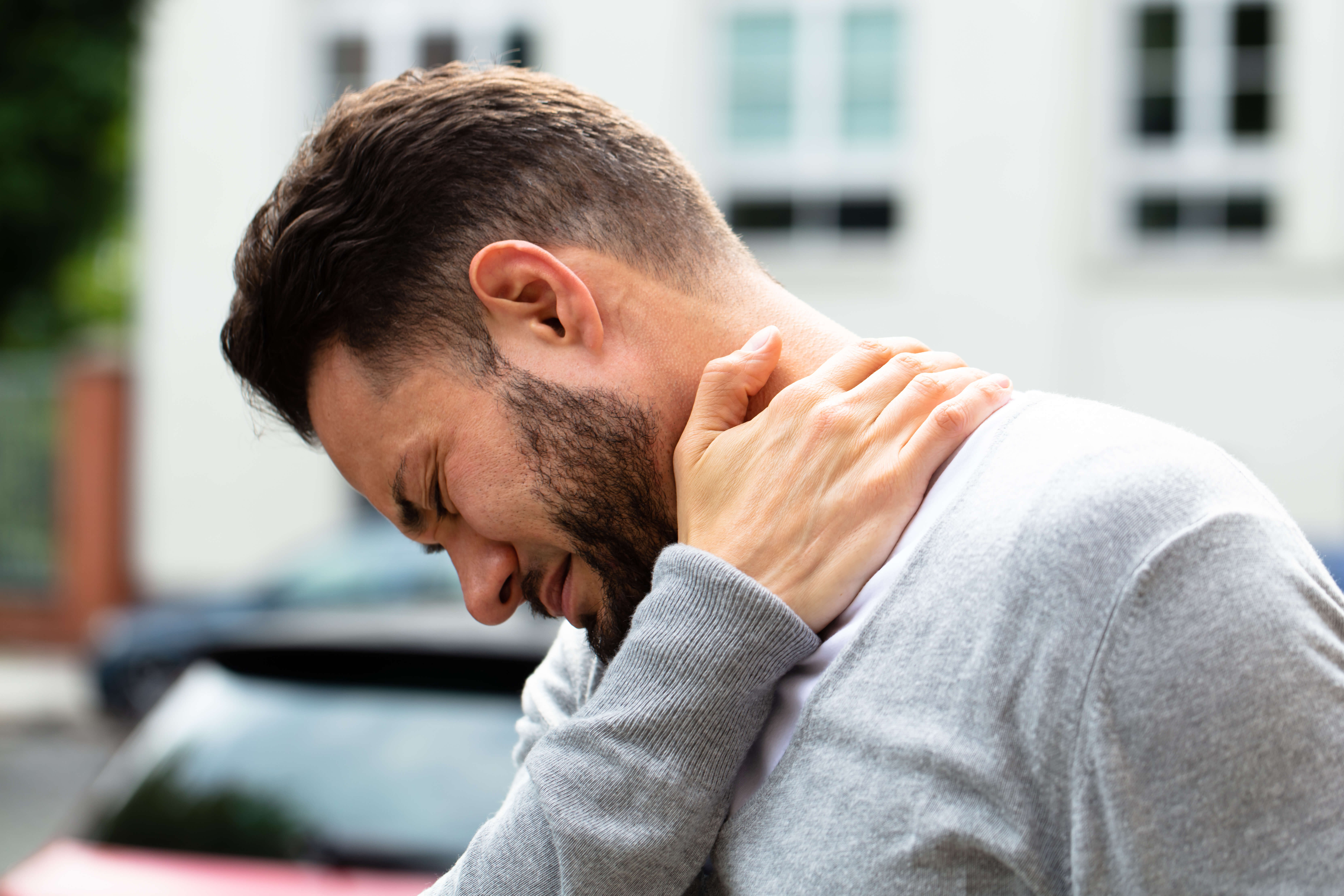 neck pain prevention hastings michigan