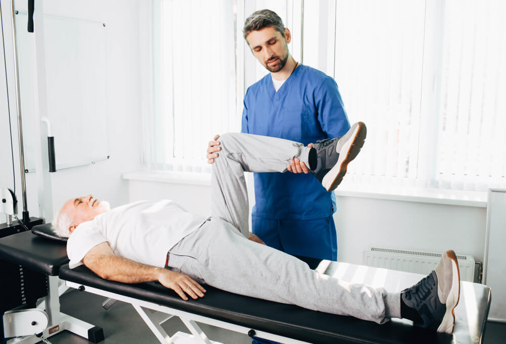 Physical Therapy After Knee Replacement