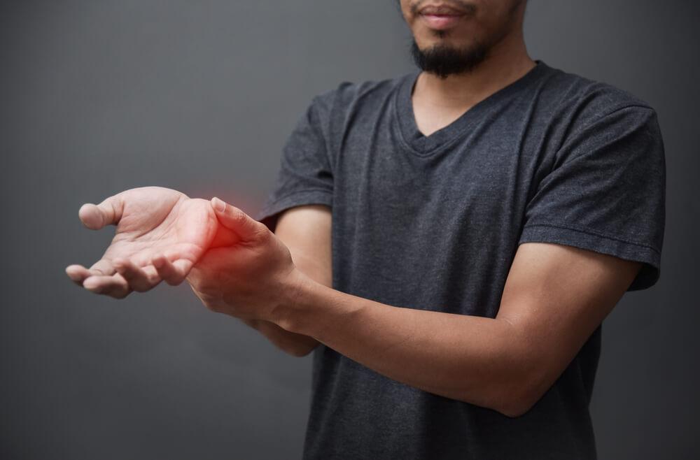 Pinky-Side Wrist Pain