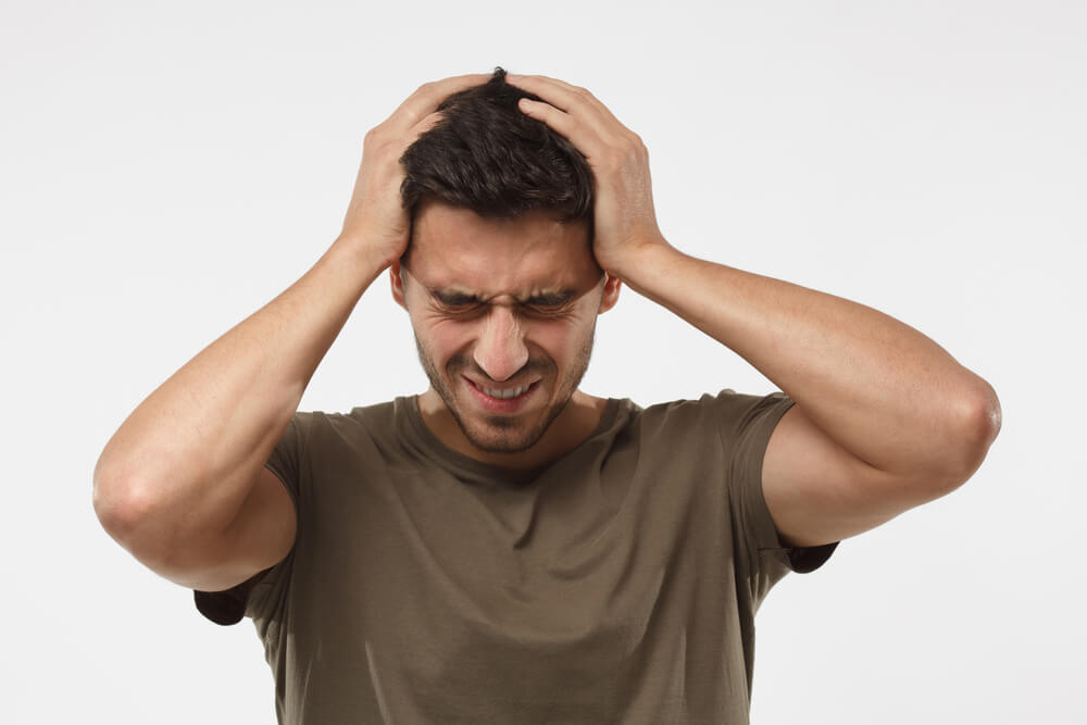 Tension Headaches in the Back of the Head   Advent PT