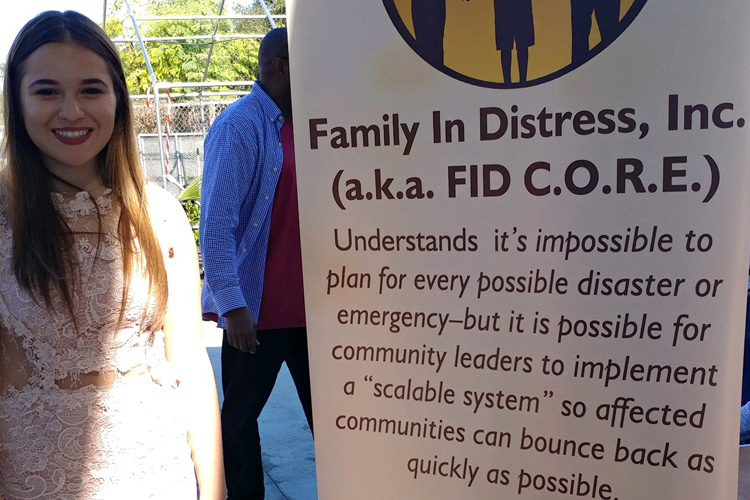 Family In Distress