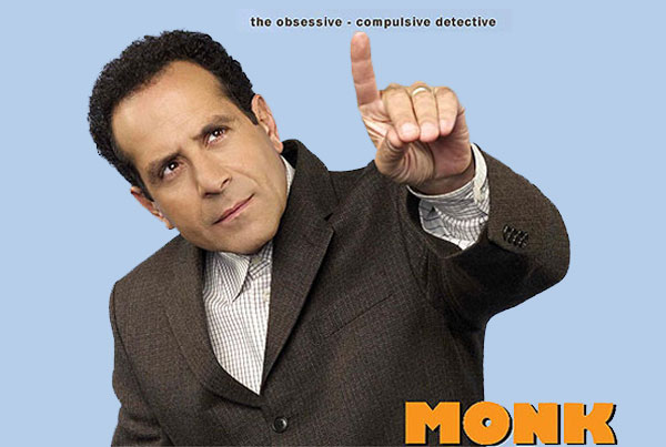 """Monk"" (TV Series 2002-2009)"
