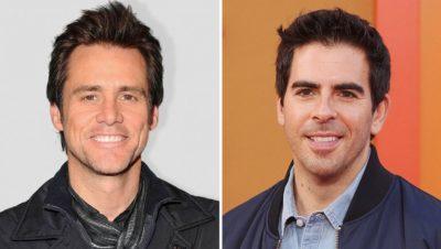 Jim Carrey, Eli Roth Teaming for Horror Movie 'Aleister Arcane