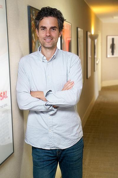 Alex Young, VP Development, Mandeville Films