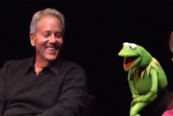 Frog Talk and David Hoberman