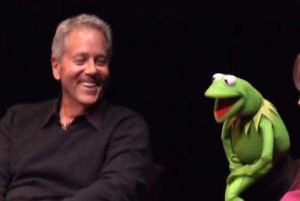Frog Talk: Kermit and Mandeville's David Hoberman