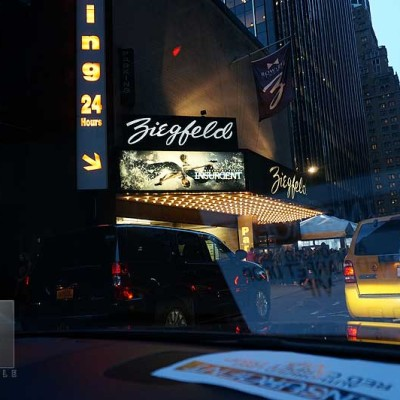 Mandeville Films and Ziegfeld Theater and Insurgent NYC Premiere