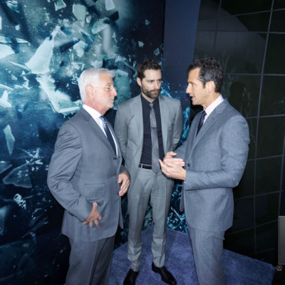 Mandeville Films and Ziegfeld Theater and Insurgent NYC Premiere and Todd Lieberman and Rob Friedman and Erik Feig