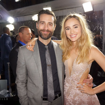 Mandeville Films and Ziegfeld Theater and Insurgent NYC Premiere and Todd Lieberman and Suki Waterhouse