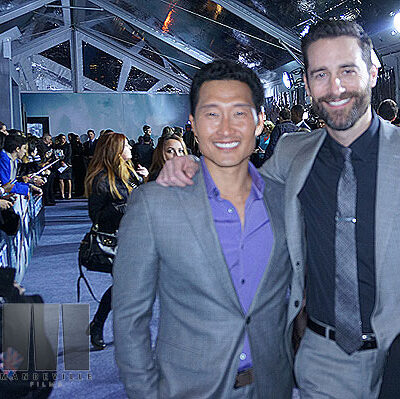 Mandeville Films and Ziegfeld Theater and Insurgent NYC Premiere and Todd Lieberman and Daniel Dae Kim