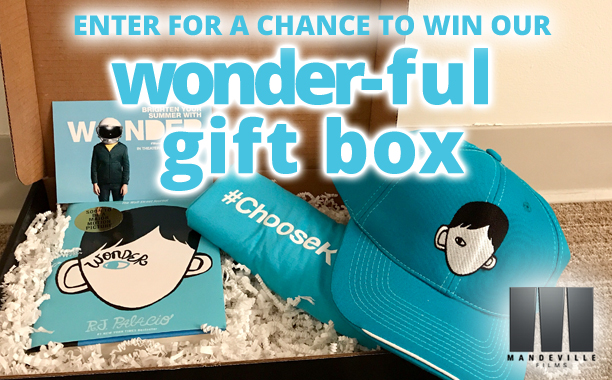 Mandeville's Wonder-ful Gift Box Sweepstakes!