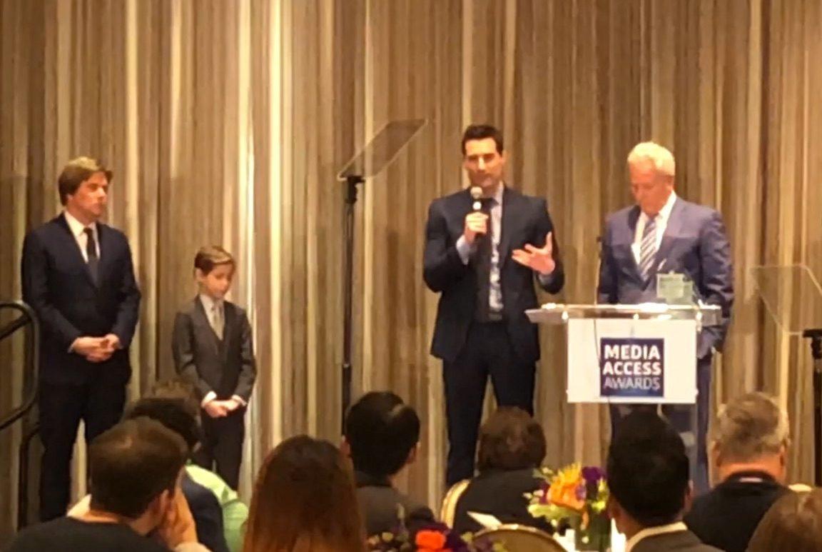 Mandeville's Todd Lieberman & David Hoberman Win Producers Guild of America George Sunga Award!