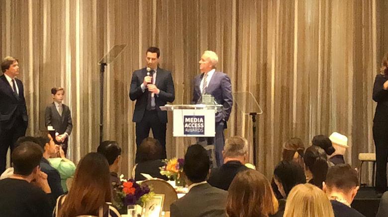 Todd-Lieberman-and-David-Hoberman-win-Producers-Award-of-America-George-Sunga-Award-