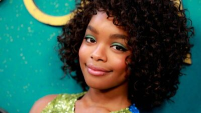 Mandeville, Marsai Martin Team for Fantasy 'Amari and the Night Brothers'